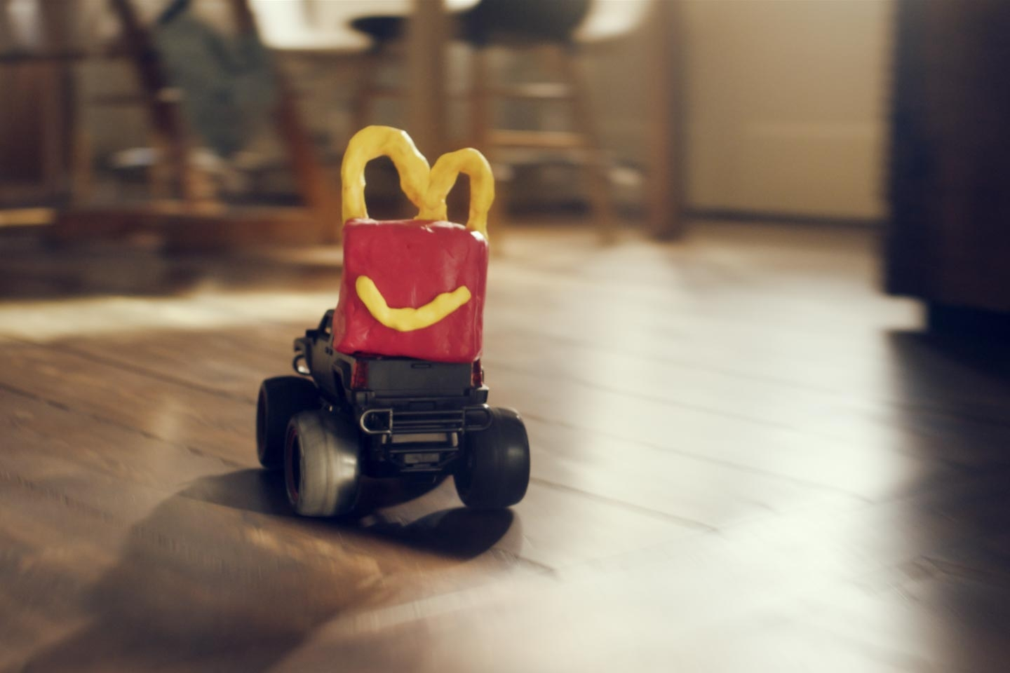 MCDONALD'S – HAPPY MEAL